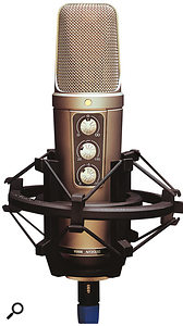 A mic with switchable patterns, such as this Rode NT2000, adds a lot to your miking options and need not break the bank.