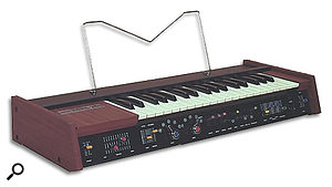Korg MiniKorg-700S. Photo courtesy of Vintagesynth.com
