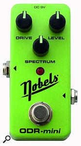 Nobels ODR-Mini overdrive pedal.