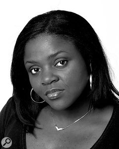 The vocals on this month's Mix Rescue track were performed by Yvonne John-Lewis.