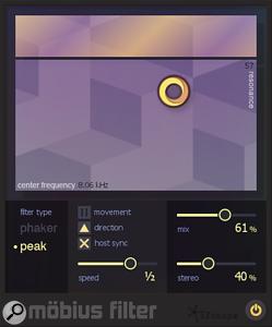 iZotope Moebius Filter.