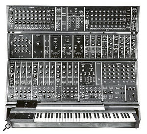 A System 3C modular, as used by The Beatles and ELP.