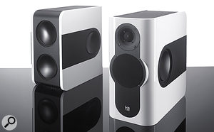 The Kii Audio Three is directional, right down to the low end.
