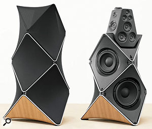 Form and function: money can't buy you love, but if it's no object then it could buy you the Bang & Olufsen Beolab 90!