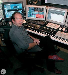 Oscar-winning film composer Hans Zimmer.