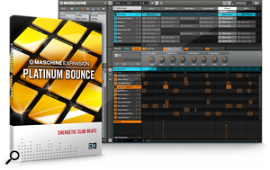 <strong>A total of 45 kits and 54 instruments are included: </strong>Native Instruments Maschine Platinum Bounce