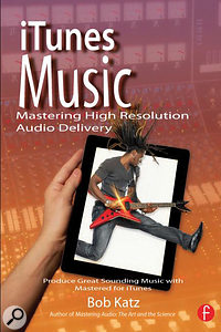 iTunes Music: Mastering High Resolution Audio Delivery