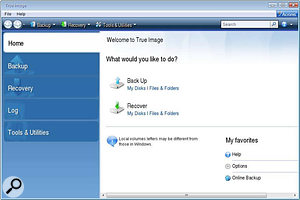 Acronis True Image is one of a  number of tools you can use to clone an existing hard drive.