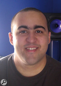 Dave Elliott (Inta Audio).