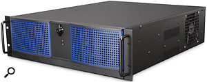The Antec Take 3 is one of the first rackmount PC cases to have been designed specifically for studio use.