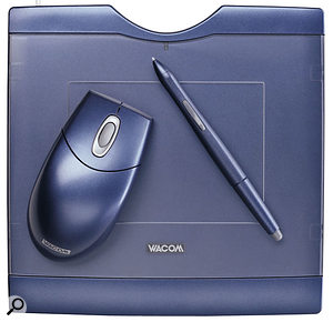 Wacom's Graphire 3 Classic graphics tablet has been used very successfully by many musicians, who find it faster and more precise with sequencers than a mouse, as well as more comfortable.