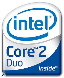 Coming soon to a PC and Mac near you: Intel's latest Core 2 Duo processors should provide extra clout, yet should still be easy to keep cool — a perfect combination for the PC musician.