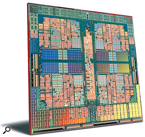 AMD's new Phenom II processors may not set the world alight performance‑wise, but they do offer good upgrade potential for existing AMD‑using musicians, and some welcome competition for Intel, so that CPU prices remain keen.