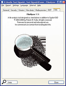 It may not look very exciting, but the freeware Filealyzer is one of the easiest ways I've found to examine the contents of almost any file on your PC.