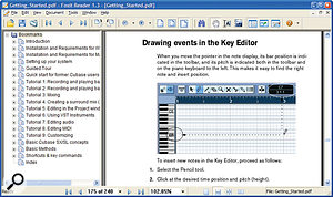 Fancy a PDF utility for reading your manuals that's freeware, only 1MB in size and loads in a flash? Foxit's PDF Reader ticks all the right boxes.