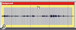 Audio Editing Essentials In DP5