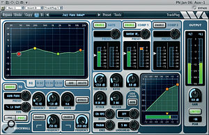 Already powerful weapons in many a DP users' plug-in armoury, the range of Wave Arts plug-ins has been updated to version 5, with tidy new GUIs, more features and improved sound quality.