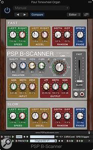 PSP B-Scanner