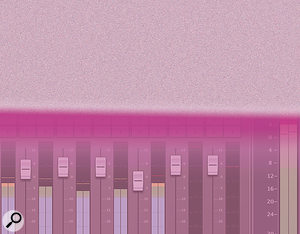 Pink noise.