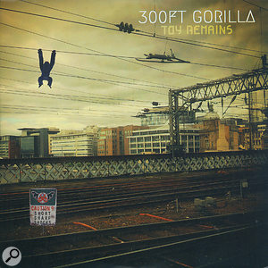 Playback: 300ft Gorilla CD artwork.