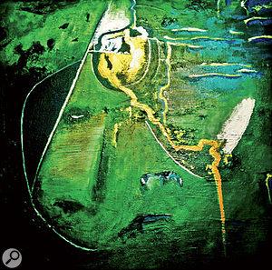 Playback: Gish artwork.