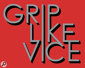 Playback: Grip-like Vice artwork.