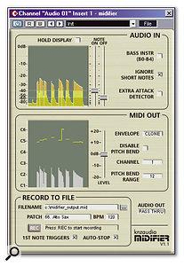 Dsound VL2 & Knzaudio Midifier