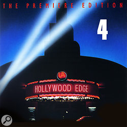 Hollywood Edge Premiere Edition 4 sound effects.