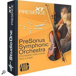 PreSonus Symphonic Orchestra Presence XT library.
