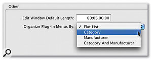 Setting Up Preferences