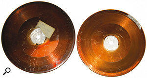 Q. Can you identify my discs?