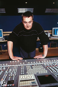 Using EQ across an entire mix is by no means out of bounds: top mix engineer Spike Stent, for example, has no qualms about doing just that.