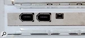 Q. Is Firewire 800 backwards compatible?