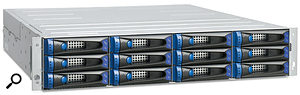 RAID arrays, like this one from Adaptec, offer ideal long-term backup solutions. But they come at a price.