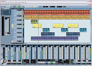 Both Cubase SE3 (pictured) and Sequoia Samplitude 9SE are 'entry-level' versions of flagship software applications. They offer a useful set of features, but can take a little while to get used to.
