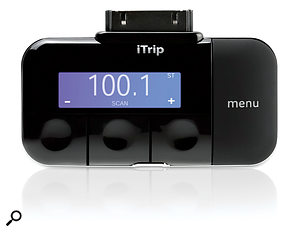 If you find that your productions sound different when played via a portable FM transmitter such as Griffin Technology's iTrip, it could indicate problems with the mono compatibility of your mix.