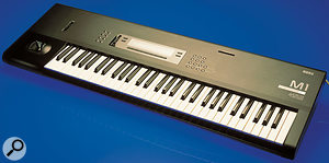 The massively influential Korg M1 really put S&S synthesis on the map.