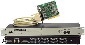 The Delta 1010 remains M-Audio's flagship PCI soundcard after six years of production.