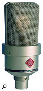 Protecting condenser mics like Neumann's TLM103 from dust will prolong their lifespan.