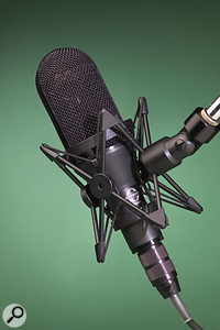 The multi-capsule Soundfield mic is a popular choice for all kinds of location recording.