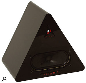A single speaker in a sealed enclosure is the classic means of monitoring in mono.
