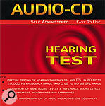 You can use DIY hearing test CDs like this one to perform periodic checks on your hearing.