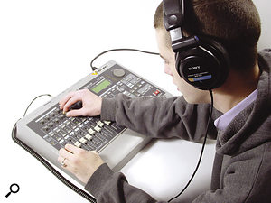 Monitoring on headphones rather than speakers can change your perception of the music in more ways than you might think...