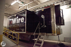 Thanks to a  clever expanding frame, the LiveWire truck is much more spacious than you'd expect!
