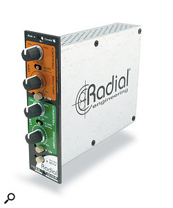 Radial Engineering Tossover