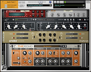 5. Once you've perfected your guitar tone, be sure to save it as an FX Chain.
