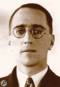 Alan Blumlein, who contributed many important innovations in the recording process.