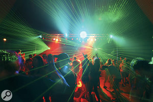 Try to get out to clubs that play music in your chosen genre: listen for interesting features in the tracks being played, but remember also to watch for the all important reaction on the dance floor.