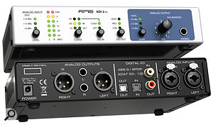 RME ADI-2 FS Audio Interface