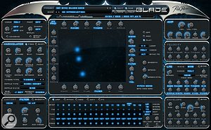 <strong>A unique sound generator and the Harmolator are some of the new features: </strong>Rob Papen Blade